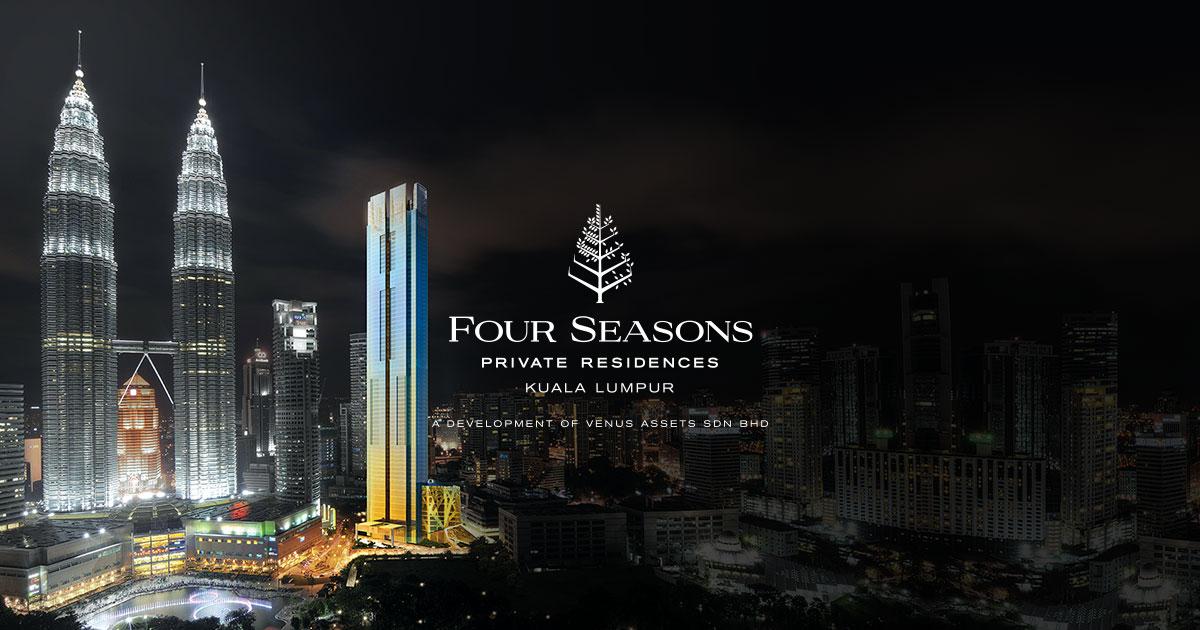 Four Seasons Place Kuala Lumpur Where Privilege Meets